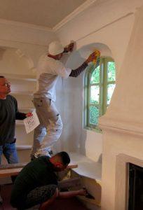 Spanish home designer in California