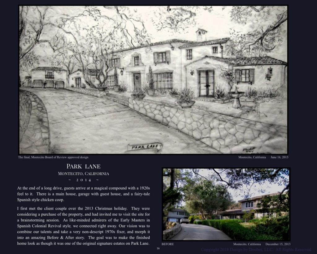 Preview Page 16 of Creating Spanish Style Homes Book