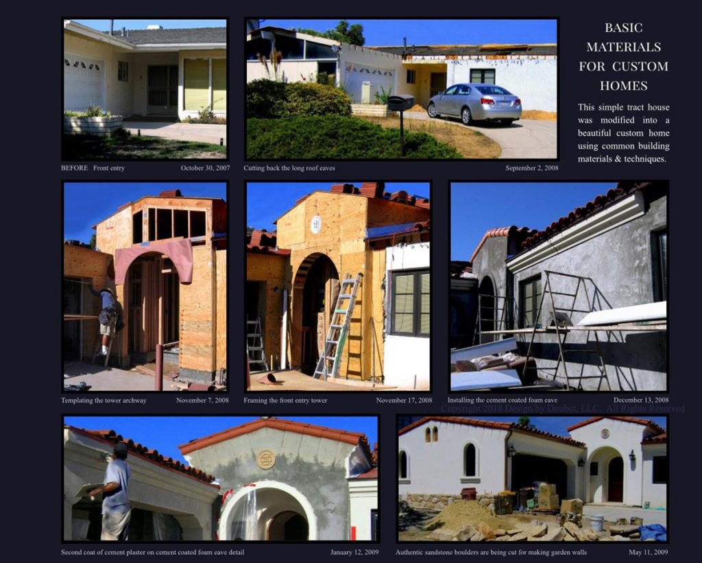 Preview Page 23 of Creating Spanish Style Homes Book