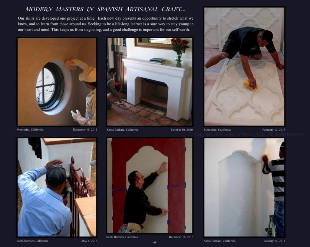 Preview Page 68 of Creating Spanish Style Homes Book