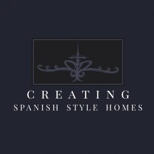 Creating Spanish Style Homes Logo