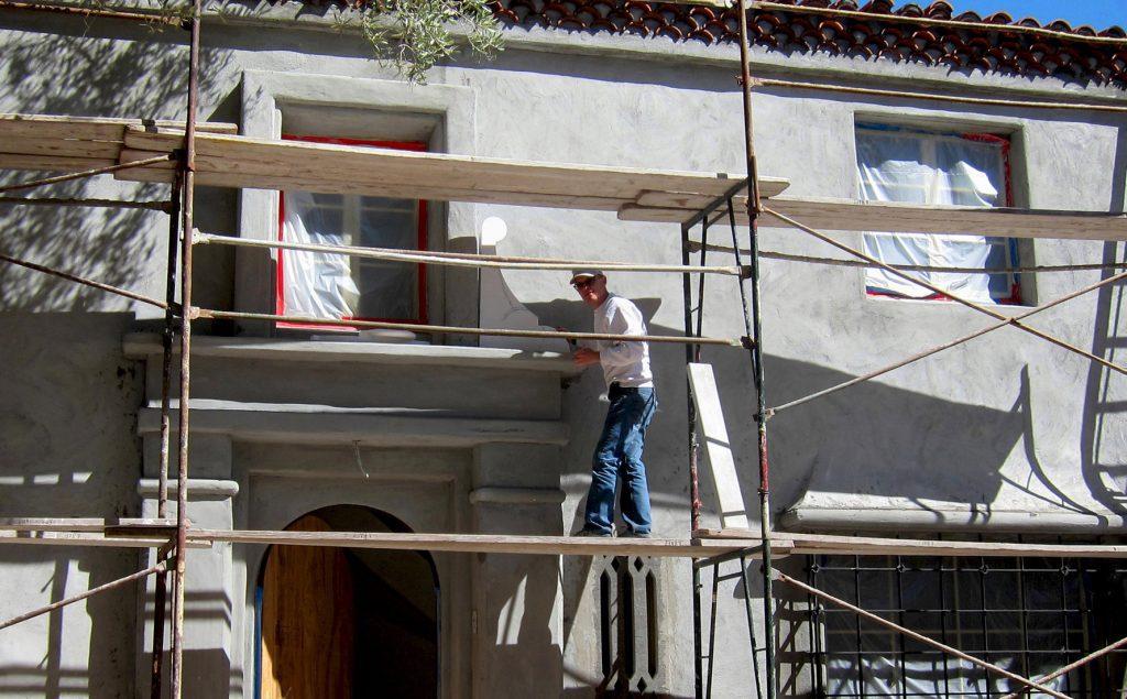Creating Spanish Style Homes designer and blogger Jeff Doubet